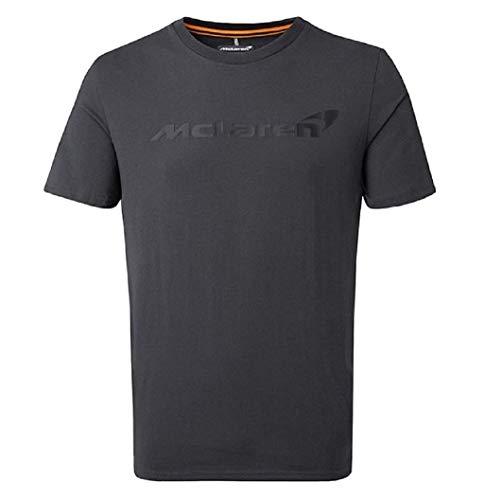 McLaren Essentials Gray Logo T-Shirt (XL)