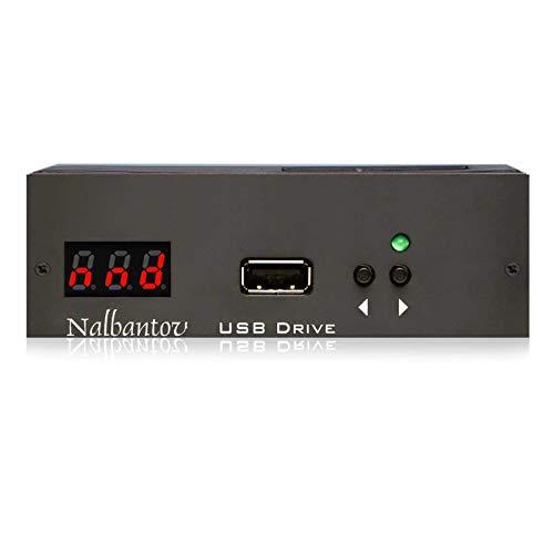 Floppy Disk USB Emulator Nalbantov N-Drive 1000 for Ensoniq Mirage (all versions) + OSs