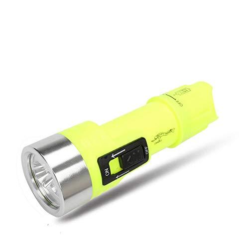 Gelb Und Weiß Tauchlampe Tauchlampe...