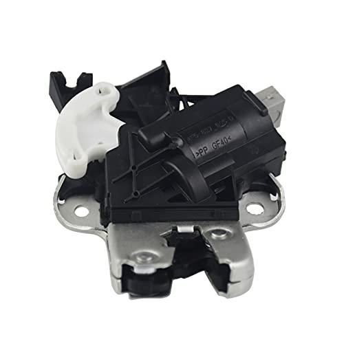 KCSAC Actuador de pestillo de bloqueo de la tapa de arranque del tronco trasero para VW Passat B7 EOS/JETTA CC CAP para Audi A6 C6 A4 A5 A8 4F5 827 505 D/C/B 4E0 827 505 C la cerradura del malet