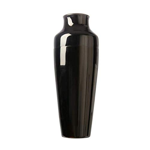 Cocktail Shaker - 17oz/500ml Parisian Cocktail Shaker, 304 Stainless Steel Cocktail Shaker, Essential Bartender Tool - CTSK0012-GMP (Ship Random Color Between Black and Gold)