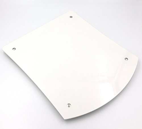 Gleitbrett für Thermomix® TM5 / TM6 PERL-WEIß Smartes Zubehör von Leckerhelfer