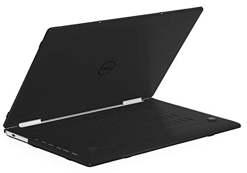 mCover Hard Case for 13.4' Dell XPS 13 XPS 13 9310 2-in-1 / 7390 2-in-1 Models ( not Fitting 9310 and 7390 Non 2-in-1) (Black)