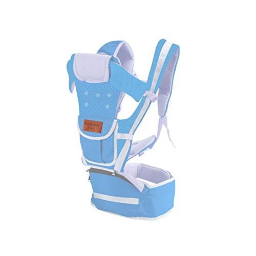 SuRose Baby Carrier 4 Positionen Rucksack Känguru Carrier Breathable Cotton Baby Carrier,A