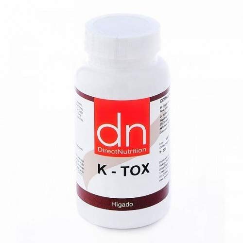 Direct Nutrition K-Tox 60Cap - 500 gr