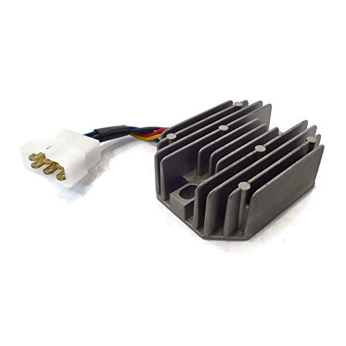 Viviance ZHVIVY 12V 6 Pin spanningsregelaar gelijkrichter voor Kubota Grasshopper RS5101 RS5155