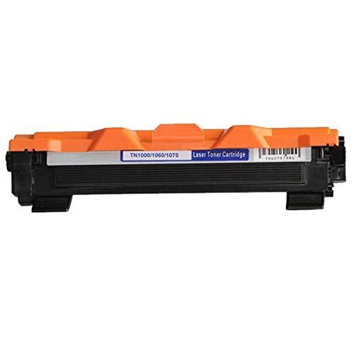 Cartucho de tóner de alto rendimiento Brother TN1000 TN1030 TN1050 TN1060 TN1070 TN1050 TN1060 TN1070 TN1075 TNer Cartucho para HL-1110 / 1110R / 1112/11