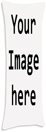 Tobe Yours Personalized Photo Image 2WT 2WY Body Pillowcase DIY Custom Pillow Case with Zipper product image
