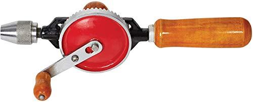 Amtech 3 X Hand Drill, 2-Piece