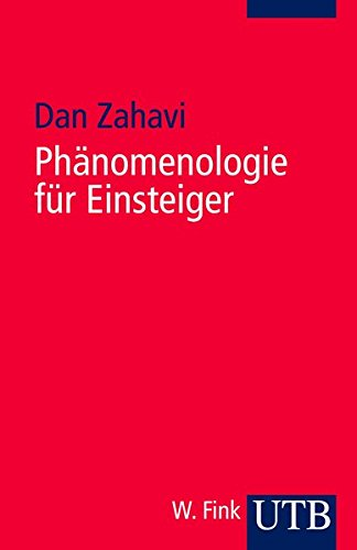 Phänomenologie für Einsteiger