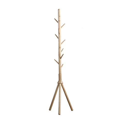 Perchero de pie independiente Capa de piso creativo rack de ropa ajustable soporte de soporte de estilo europeo abrigo de recubrimiento bartel Perchero organizador de perchero de pie ( Color : B )