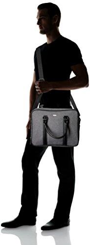 Ted Baker Men's Carbon Bag, Grey