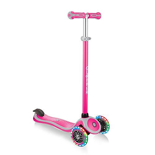 Globber 3-Wheel Kids Kick Scooter