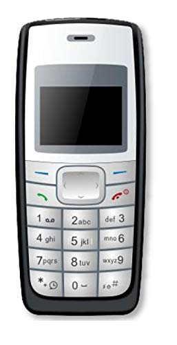 I KALL K72 1 44 inch Display Single Sim Feature Phone Black