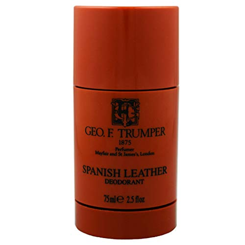Geo F Trumper Spanish Leather Stick Deodorant