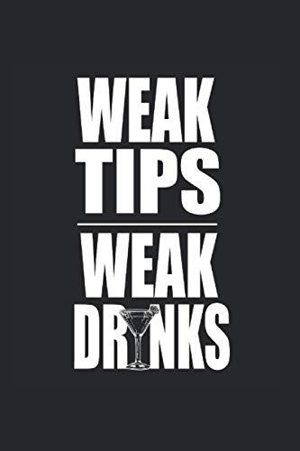 Kalender 2021: Barkeeper Theke Trinkgeld Alkohol Lustig Geschenk 120 Seiten, 6X9 (Ca. A5), Jahres-, Monats-, Wochen- & Tages-Planer