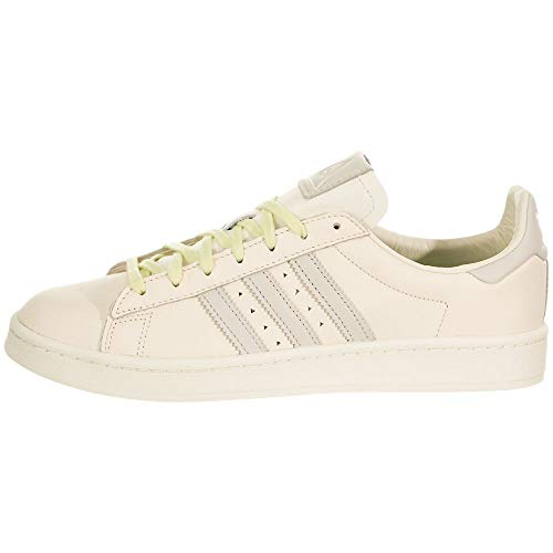 Adidas X Pharrell Williams Campus Zapatos casuales para hombre Fx8025, rosa (Ecrtin/Resma Blanco/Marrón), 42.5 EU