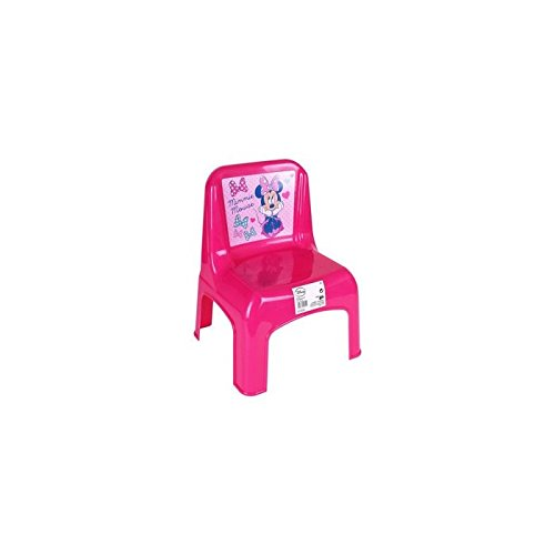 Minnie 35255 Disney Chaise Plastique 30 x 32 x 42 cm