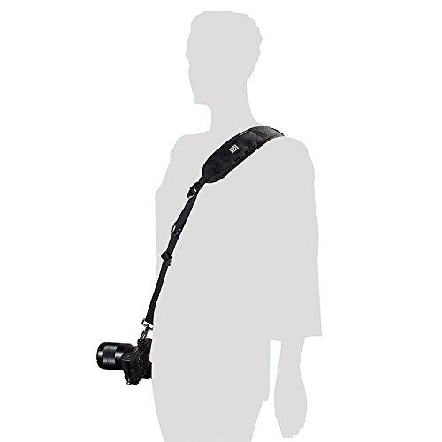BlackRapid RS-4 Classic Retro Sling-Kameragurt - z.B. für 1 DSLR- oder DSLM-Kamera