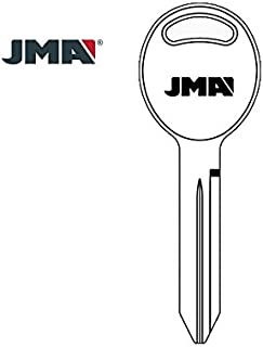 1994-2013 JMA Blank Key Replacement for Chrysler Jeep Dodge / Y159 (Packs of 10)