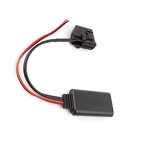 LIULIANG MeiKeL Coche Bluetooth Módulo Audio Receptor Aux-in Cable Adaptador Ajuste para Mercedes Benz W203 W209 W211 CD Stereo CD COMAND 2.0 APS (Color Name : Bluetooth Adapter)