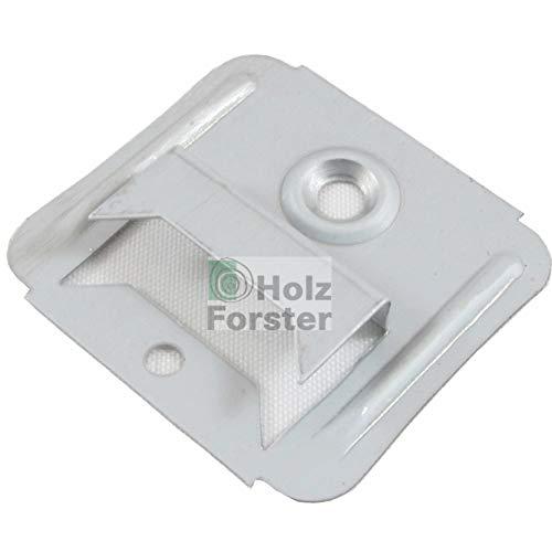 FRÜH Nut-Feder-Profil Schraubkrallen 4x8,5mm 104SK, 250 Stück