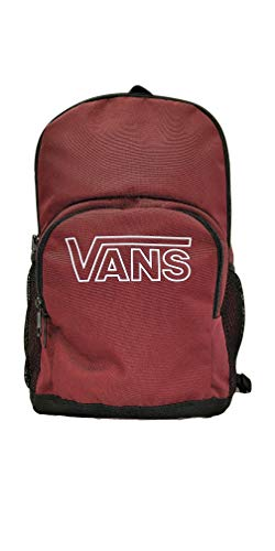 Vans OFF THE WALL Alumni Pack 3 Backpack Burgundy/Black VN0A46ND4QU
