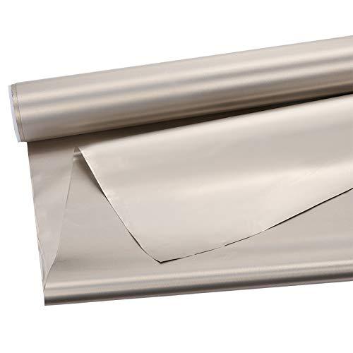 PHBSF Tejido de blindaje-EMF Protection & Shinding Faraday Tela, emi, RF & RFID Tela De Blindaje DIY Tela De Blindaje(Size:3m/9.8ft)