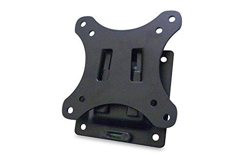 """DIGITUS Wandhalterung für LCD/LED Monitor bis zu 69cm (27\""""), Fixierhalterung, 18kg maximale Belastung, max VESA 100x100"""
