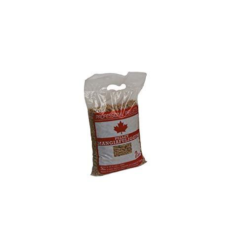 K2Calore KT0517 Pellet autolimpieza deshollinador para estufas de pellets, 2 Kg