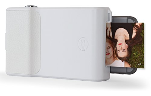 Prynt PW200003-WH Get Instant Photo Prints with The Prynt Case for iPhone 6 / 6s  - White