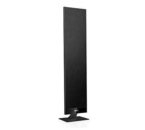 KEF T301 Satellite Speaker - Black (Pair)