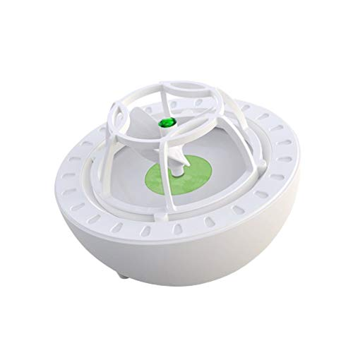 Ultrasonido Wave Maker Mini Lavavajillas Abs Esterilización sónica Uso en el hogar - Verde
