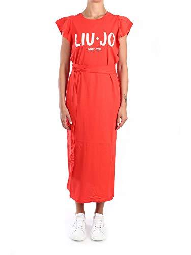 Liu Jo FA0416 J5703 Vestido Largo Mujer