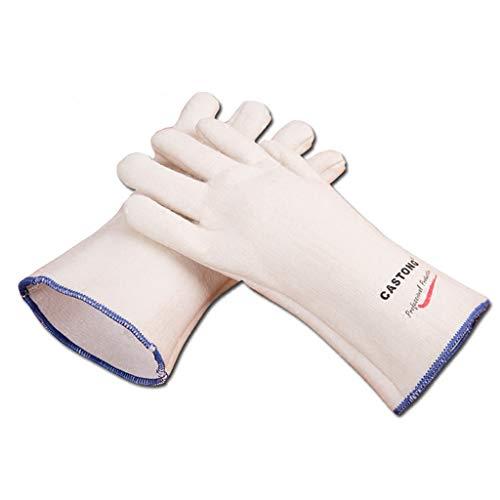Peijco Lasser Handschoenen Hittebestendige Vuurvaste Multi-functie Werkhandschoenen Lassen Handschoenen Oven Grill Fire Pot Rack Tig Welder