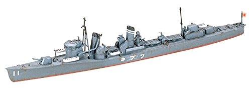 タミヤ 1/700 日本駆逐艦 吹雪 (ふぶき)