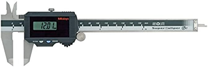 Mitutoyo 500-784 Absolute Digital Caliper, 0-6 Inches Range