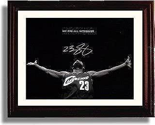 Framed LeBron James