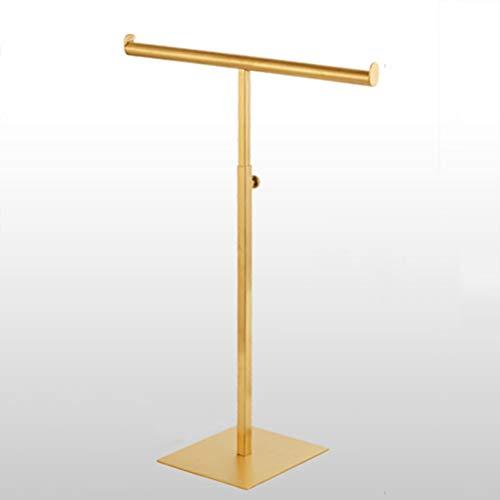 GFPR T Wort Display-ständer, Tasche Display-ständer, Präsentationsständer für Rucksäcke, Handtaschen, Schals, Schals A