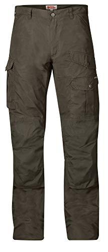 Fjällräven Herren Barents Pro Trousers, grün (Dk.Olive-Dk.Olive),52 EU
