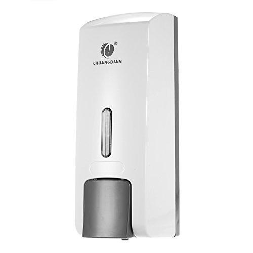 Anself CHUANGDIAN 300ml a Parete Manuale Sapone Dispenser Shampoo Bagno WC Mano Shampoo Liquido di Lavaggio