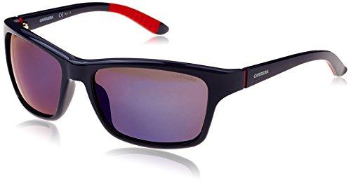 Carrera 8013/S 5X Gafas de sol, Bluee, 58 Unisex-Adulto