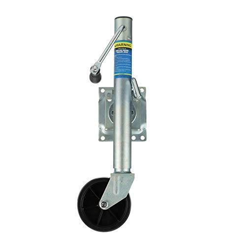 Seachoice 50-52021 Rueda jockey plegable, carga max 455k,