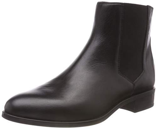 Unisa Damen BELKI_F18_NE Chelsea Boots, Schwarz (Black), 38 EU