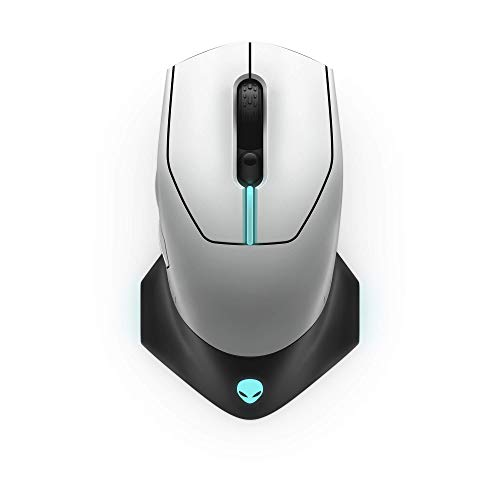 Alienware Wired/Wireless Gaming Mouse 610M-Light (Renewed)