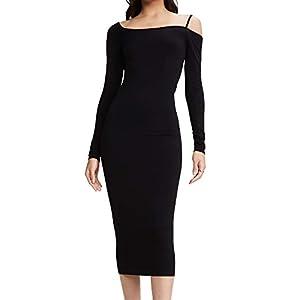 Helmut Lang Women's One Shoulder Dress