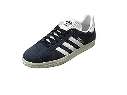 adidas adidas Damen Gazelle W CQ2187 Fitnessschuhe, Blau Noble Indigo Footwear White Linen, 38 EU