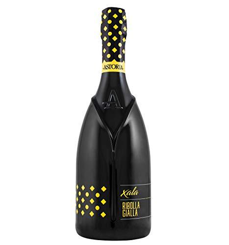 Astoria Xala Ribolla Gialla Brut Spumante - 3 bottiglie da 750 ml