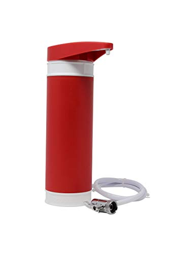 Doulton Filtre Eau Pure Filtadapt Rouge en ABS sur évier avec Cartouche Biotech Ultra (W9331330)