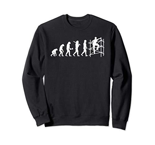 Scaffolding Evolution Scaffold Scaffolder Sweatshirt